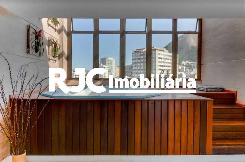 25 - Apartamento 2 quartos à venda Leblon, Rio de Janeiro - R$ 2.000.000 - MBAP24697 - 19