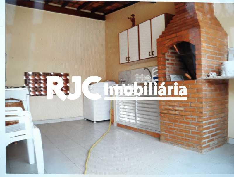 IMG-20200218-WA0016 - Casa de Vila 4 quartos à venda Vila Isabel, Rio de Janeiro - R$ 820.000 - MBCV40056 - 13