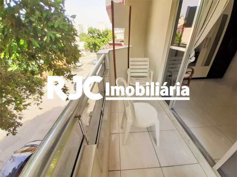 FOTO 9 - Apartamento 3 quartos à venda Engenho Novo, Rio de Janeiro - R$ 330.000 - MBAP32943 - 10