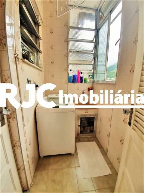 FOTO 20 - Apartamento 2 quartos à venda Alto da Boa Vista, Rio de Janeiro - R$ 430.000 - MBAP24707 - 21