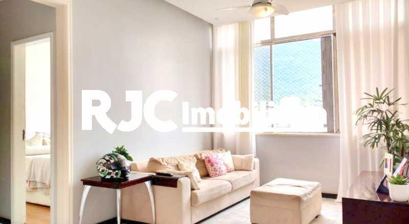 1 - Cobertura 2 quartos à venda Tijuca, Rio de Janeiro - R$ 549.900 - MBCO20161 - 1
