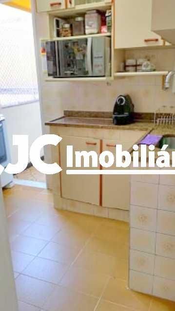 15 - Cobertura 2 quartos à venda Tijuca, Rio de Janeiro - R$ 549.900 - MBCO20161 - 16