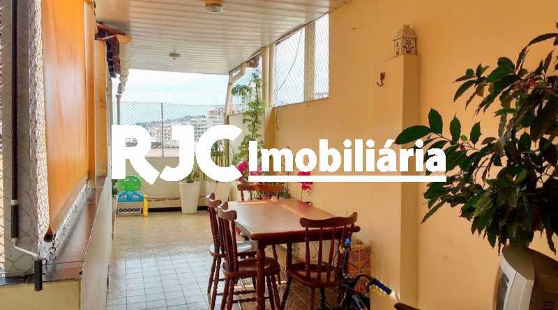 16 - Cobertura 2 quartos à venda Tijuca, Rio de Janeiro - R$ 549.900 - MBCO20161 - 17