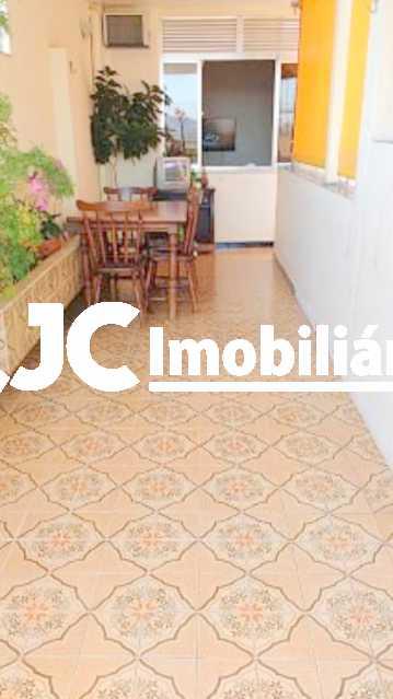 20 - Cobertura 2 quartos à venda Tijuca, Rio de Janeiro - R$ 549.900 - MBCO20161 - 21