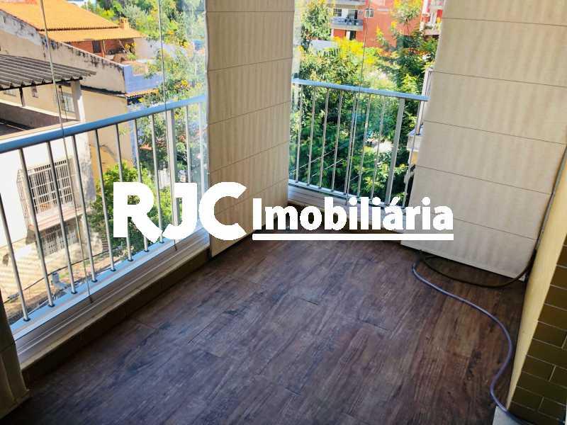 IMG_2852 - Apartamento 1 quarto à venda Vila Isabel, Rio de Janeiro - R$ 450.000 - MBAP10863 - 1