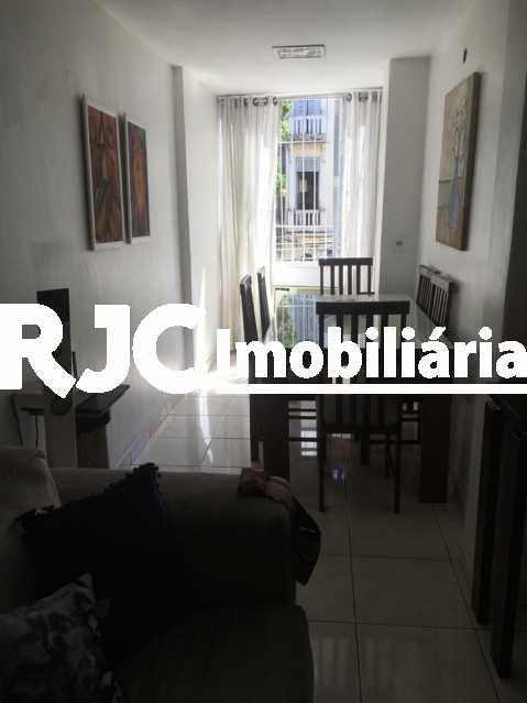 1. - Apartamento 2 quartos à venda Praça da Bandeira, Rio de Janeiro - R$ 380.000 - MBAP24803 - 1