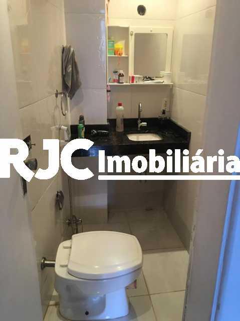 17. - Apartamento 2 quartos à venda Praça da Bandeira, Rio de Janeiro - R$ 380.000 - MBAP24803 - 18