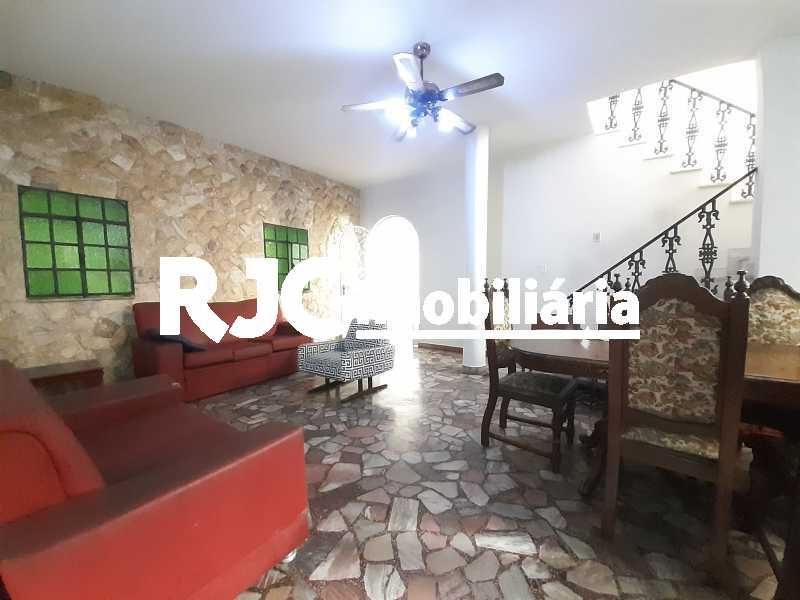 02 - Casa 3 quartos à venda Vila Isabel, Rio de Janeiro - R$ 800.000 - MBCA30196 - 3