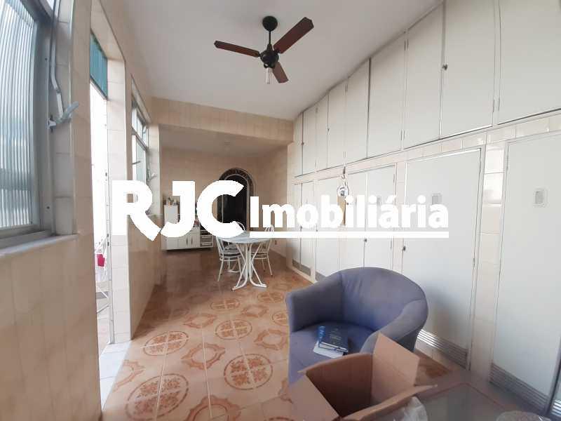 08 - Casa 3 quartos à venda Vila Isabel, Rio de Janeiro - R$ 800.000 - MBCA30196 - 9