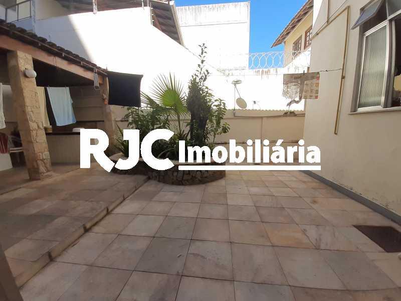 09 - Casa 3 quartos à venda Vila Isabel, Rio de Janeiro - R$ 800.000 - MBCA30196 - 10