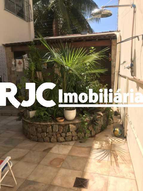 10 - Casa 3 quartos à venda Vila Isabel, Rio de Janeiro - R$ 800.000 - MBCA30196 - 11