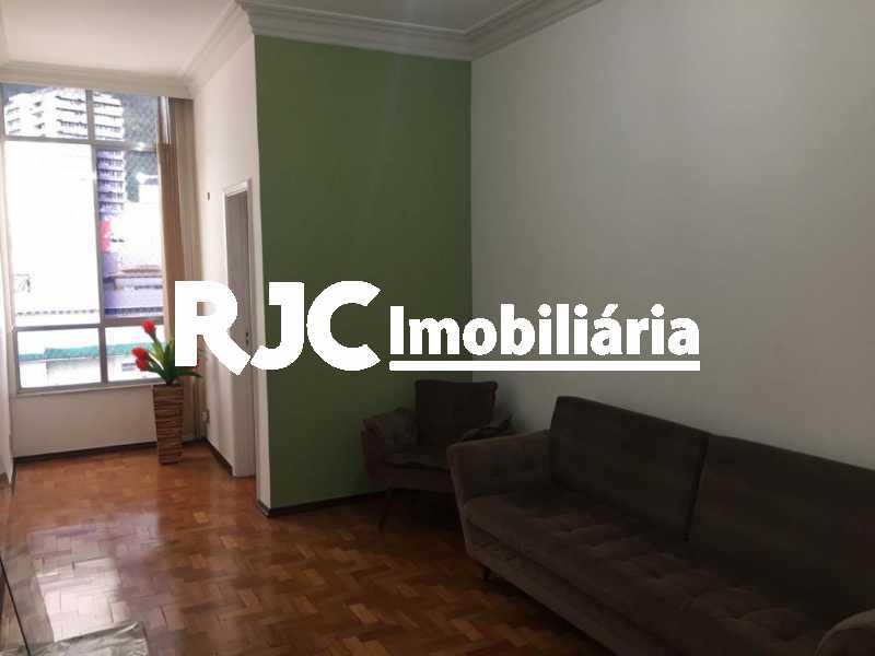 1. - Cobertura 2 quartos à venda Tijuca, Rio de Janeiro - R$ 450.000 - MBCO20166 - 1