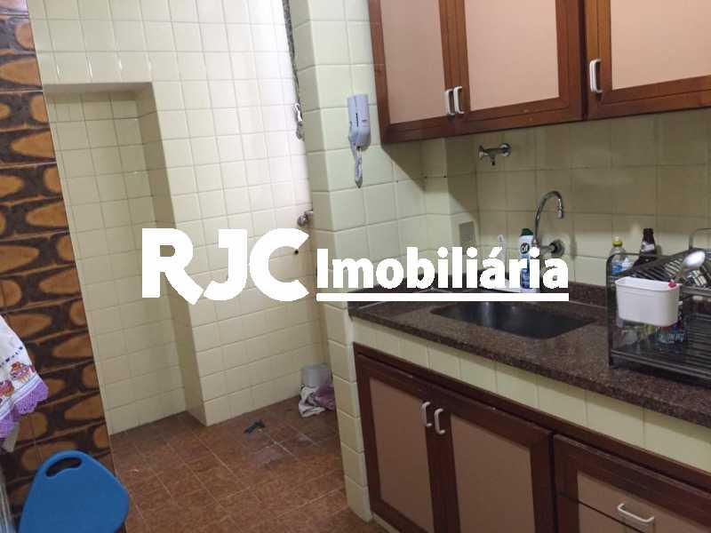 15. - Cobertura 2 quartos à venda Tijuca, Rio de Janeiro - R$ 450.000 - MBCO20166 - 16