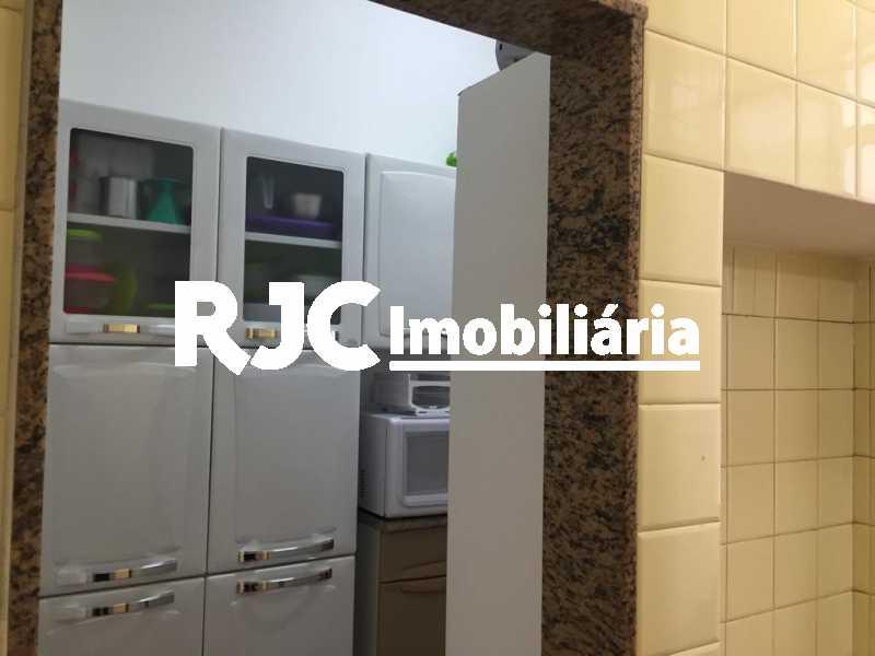 17. - Cobertura 2 quartos à venda Tijuca, Rio de Janeiro - R$ 450.000 - MBCO20166 - 18