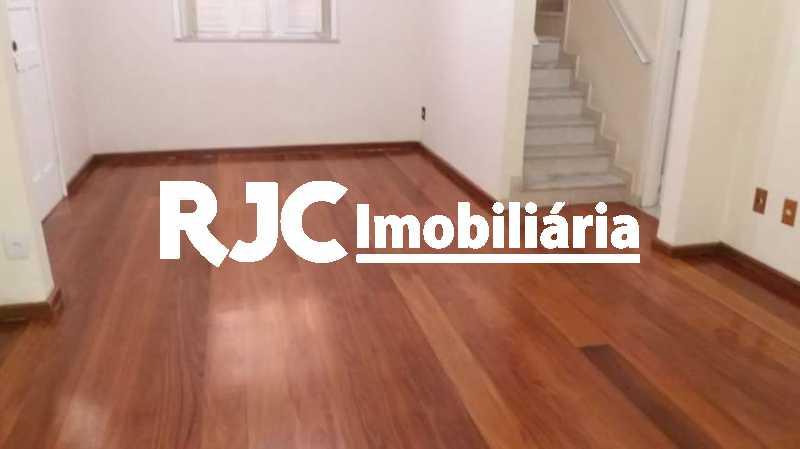 01 - Casa em Condomínio 3 quartos à venda Tijuca, Rio de Janeiro - R$ 550.000 - MBCN30027 - 1