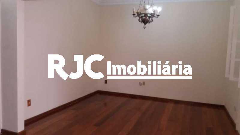 02 - Casa em Condomínio 3 quartos à venda Tijuca, Rio de Janeiro - R$ 550.000 - MBCN30027 - 3