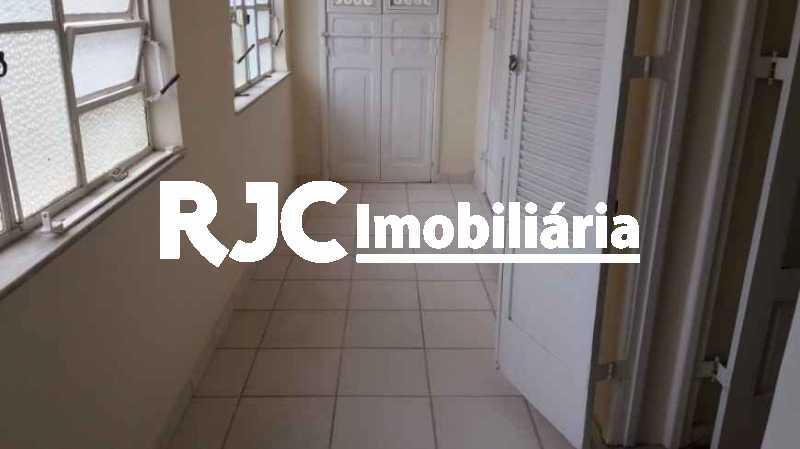 15 - Casa em Condomínio 3 quartos à venda Tijuca, Rio de Janeiro - R$ 550.000 - MBCN30027 - 16