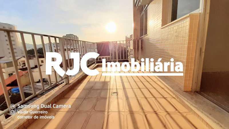 20200624_161508 - Apartamento 3 quartos à venda Tijuca, Rio de Janeiro - R$ 780.000 - MBAP33035 - 4