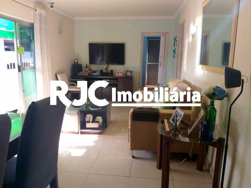 1 - Cobertura 3 quartos à venda Praça da Bandeira, Rio de Janeiro - R$ 600.000 - MBCO30346 - 1
