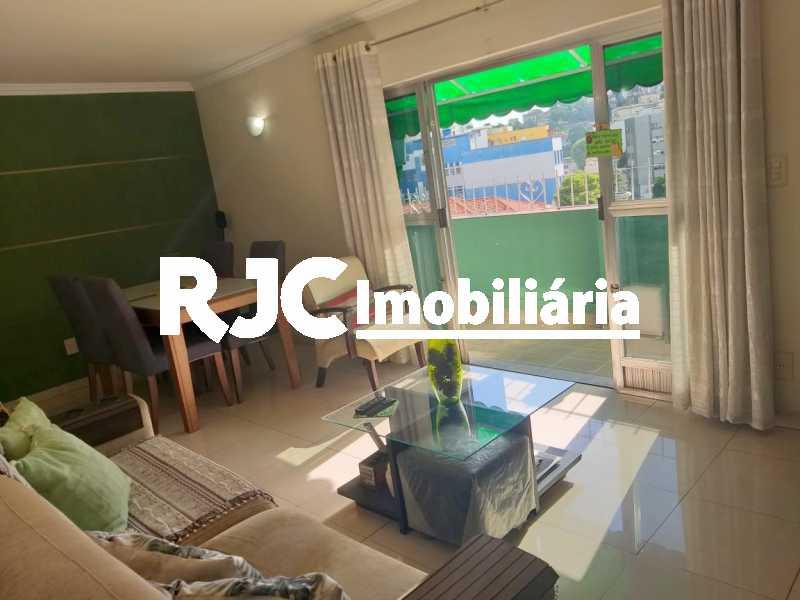 2 - Cobertura 3 quartos à venda Praça da Bandeira, Rio de Janeiro - R$ 600.000 - MBCO30346 - 3