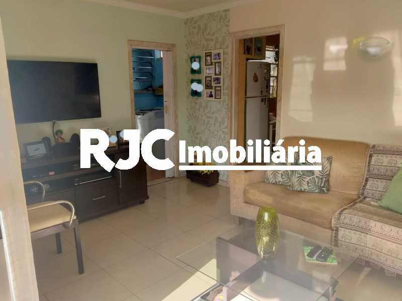 3 - Cobertura 3 quartos à venda Praça da Bandeira, Rio de Janeiro - R$ 600.000 - MBCO30346 - 4