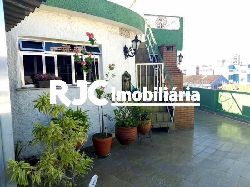 5 - Cobertura 3 quartos à venda Praça da Bandeira, Rio de Janeiro - R$ 600.000 - MBCO30346 - 6