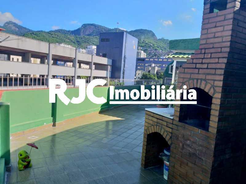 9 - Cobertura 3 quartos à venda Praça da Bandeira, Rio de Janeiro - R$ 600.000 - MBCO30346 - 10
