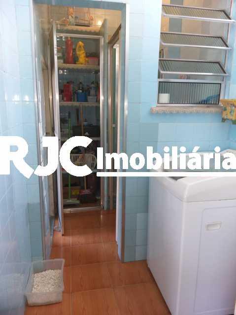 22 - Cobertura 3 quartos à venda Praça da Bandeira, Rio de Janeiro - R$ 600.000 - MBCO30346 - 23