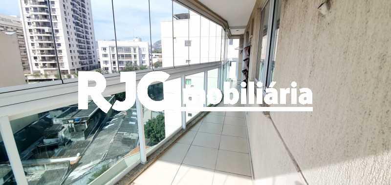 1. - Apartamento 2 quartos à venda Praça da Bandeira, Rio de Janeiro - R$ 600.000 - MBAP24846 - 1