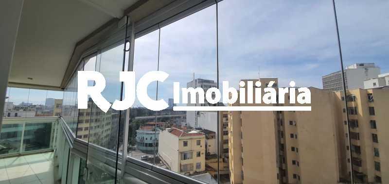 2. - Apartamento 2 quartos à venda Praça da Bandeira, Rio de Janeiro - R$ 600.000 - MBAP24846 - 3