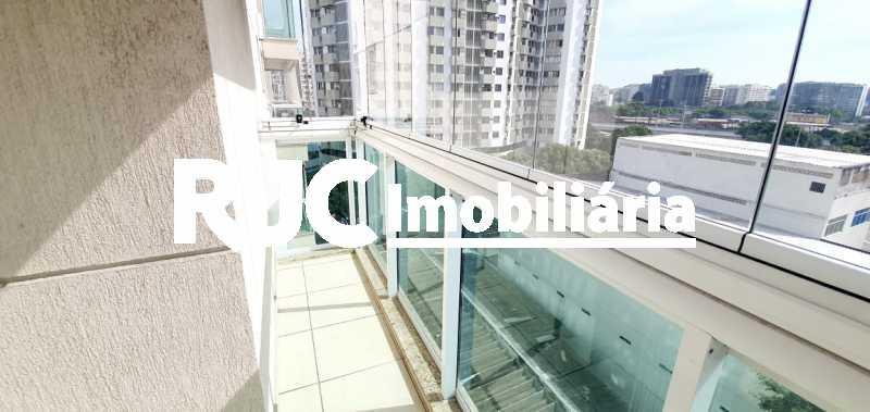 3. - Apartamento 2 quartos à venda Praça da Bandeira, Rio de Janeiro - R$ 600.000 - MBAP24846 - 4