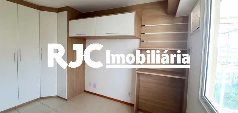 12. - Apartamento 2 quartos à venda Praça da Bandeira, Rio de Janeiro - R$ 600.000 - MBAP24846 - 13
