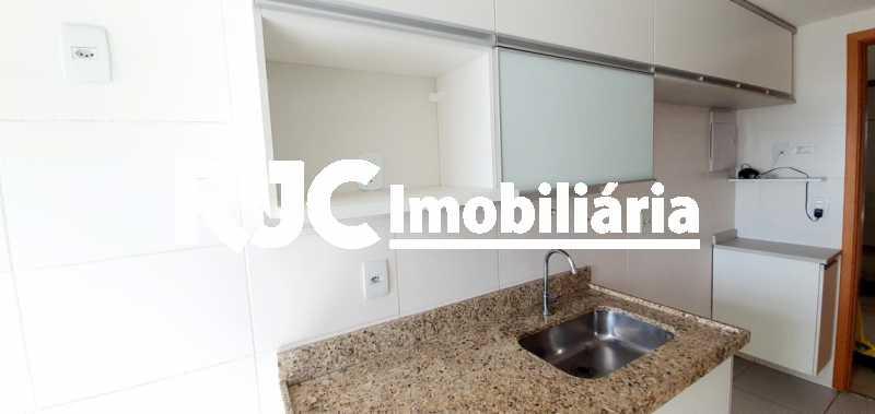 16. - Apartamento 2 quartos à venda Praça da Bandeira, Rio de Janeiro - R$ 600.000 - MBAP24846 - 17