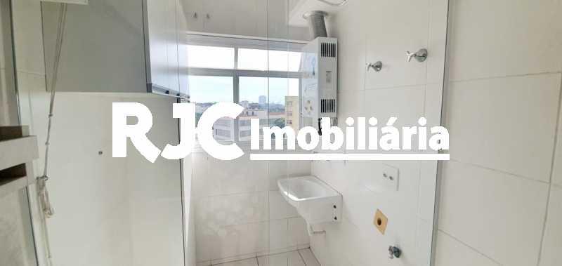 17. - Apartamento 2 quartos à venda Praça da Bandeira, Rio de Janeiro - R$ 600.000 - MBAP24846 - 18