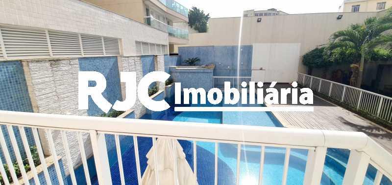 20. - Apartamento 2 quartos à venda Praça da Bandeira, Rio de Janeiro - R$ 600.000 - MBAP24846 - 21