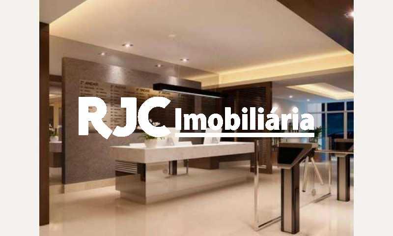 14 - Sala Comercial 28m² à venda Centro, Rio de Janeiro - R$ 270.000 - MBSL00262 - 15