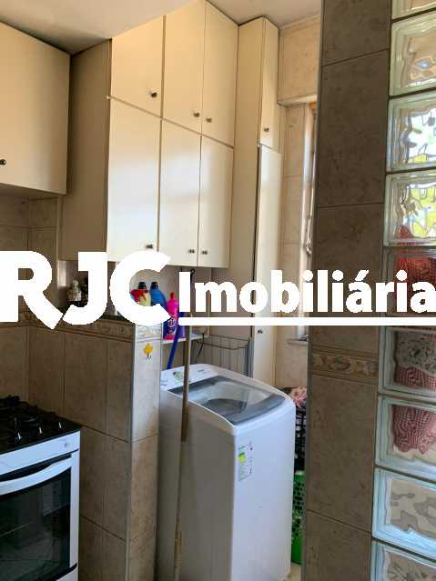7 - Apartamento 2 quartos à venda Rocha, Rio de Janeiro - R$ 265.000 - MBAP24869 - 8