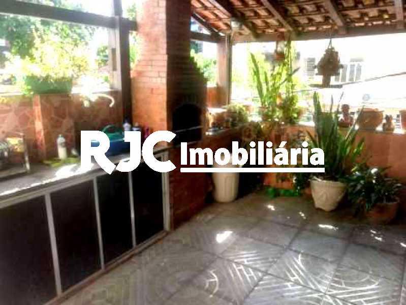 1 - Casa 3 quartos à venda Vila Isabel, Rio de Janeiro - R$ 469.900 - MBCA30199 - 1