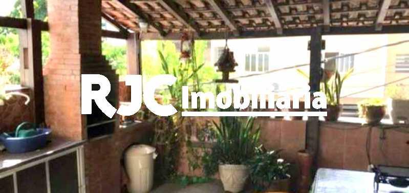 2 - Casa 3 quartos à venda Vila Isabel, Rio de Janeiro - R$ 469.900 - MBCA30199 - 3