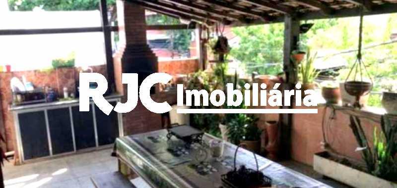 3 - Casa 3 quartos à venda Vila Isabel, Rio de Janeiro - R$ 469.900 - MBCA30199 - 4