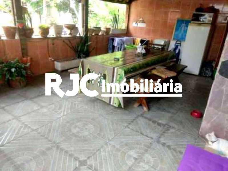 4 - Casa 3 quartos à venda Vila Isabel, Rio de Janeiro - R$ 469.900 - MBCA30199 - 5
