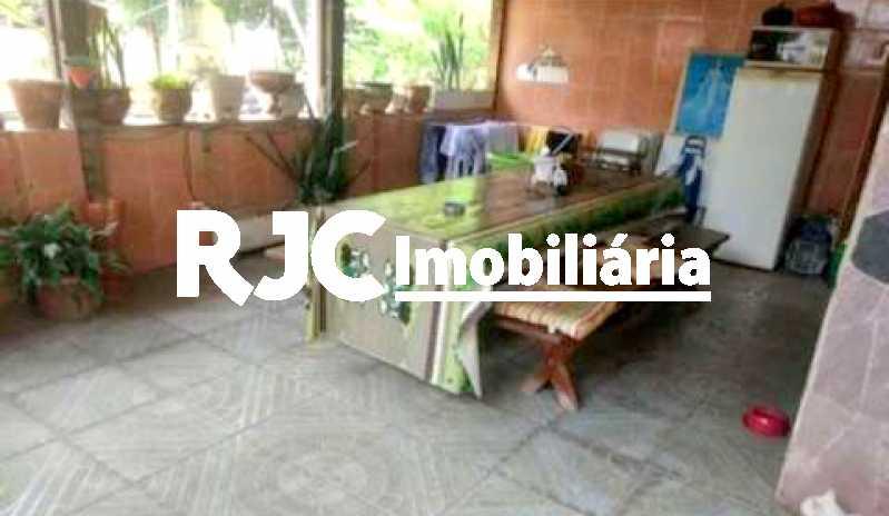 24 - Casa 3 quartos à venda Vila Isabel, Rio de Janeiro - R$ 469.900 - MBCA30199 - 25