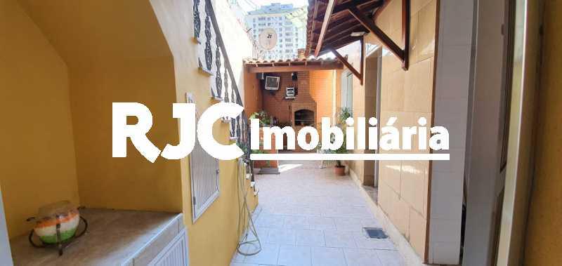 10. - Casa 3 quartos à venda Tijuca, Rio de Janeiro - R$ 675.000 - MBCA30200 - 11