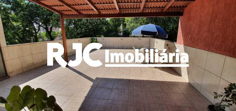 21. - Casa 3 quartos à venda Tijuca, Rio de Janeiro - R$ 675.000 - MBCA30200 - 22