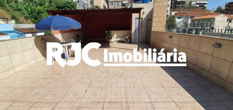 22. - Casa 3 quartos à venda Tijuca, Rio de Janeiro - R$ 675.000 - MBCA30200 - 23