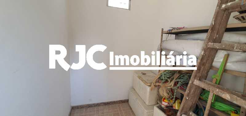 24. - Casa 3 quartos à venda Tijuca, Rio de Janeiro - R$ 675.000 - MBCA30200 - 25