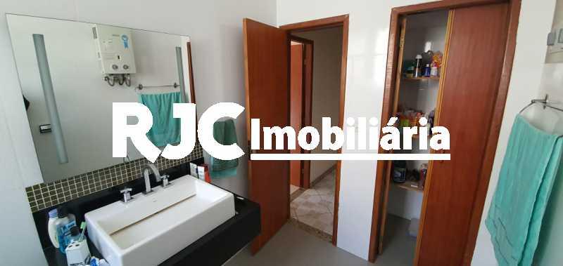 27. - Casa 3 quartos à venda Tijuca, Rio de Janeiro - R$ 675.000 - MBCA30200 - 28