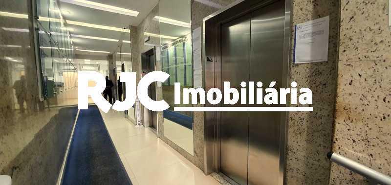 9 - Sala Comercial 21m² à venda Centro, Rio de Janeiro - R$ 127.000 - MBSL00265 - 11