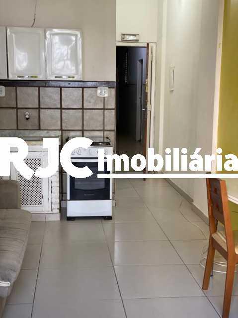 1 - Kitnet/Conjugado 27m² à venda Copacabana, Rio de Janeiro - R$ 390.000 - MBKI10042 - 1