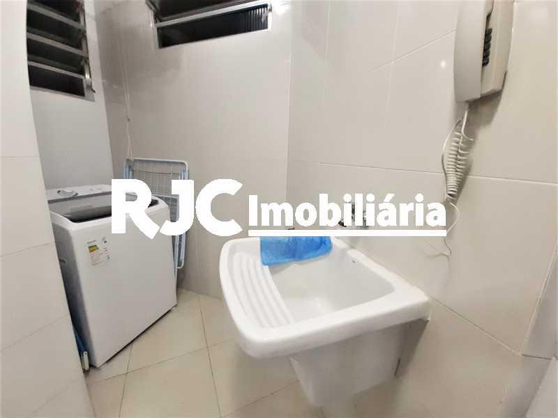FOTO 16 - Apartamento 2 quartos à venda Copacabana, Rio de Janeiro - R$ 610.000 - MBAP24914 - 17